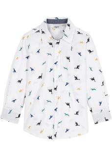 Костюмы и рубашки Рубашка с длинным рукавом, Regular Fit Bonprix