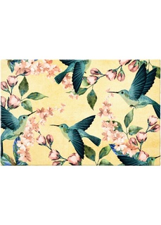 Придверные коврики Придверный коврик с птицами Bonprix