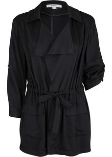 Куртка из вискозы с лацканами Bonprix
