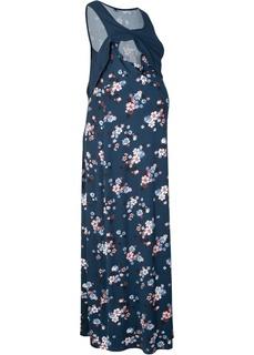 Платье для будущих и кормящих мам Bonprix