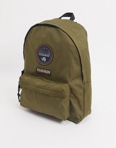 Рюкзак цвета хаки Napapijri Voyage-Зеленый