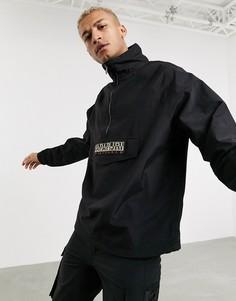 Черная куртка Napapijri-Черный