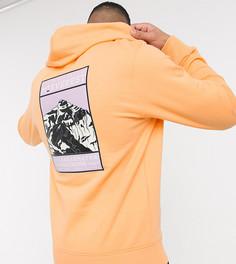 Худи оранжевого цвета The North Face эксклюзивно для ASOS-Оранжевый