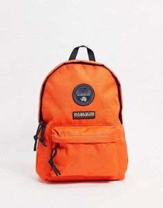 Оранжевый мини-рюкзак Napapijri