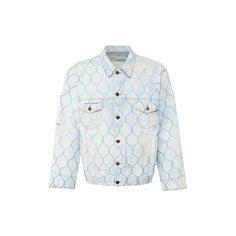 Куртки Off-White Джинсовая куртка Off-White