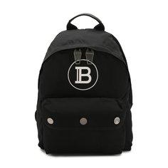 Рюкзаки Balmain Текстильный рюкзак B-Back Balmain