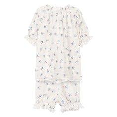 Пижамы Amiki Children Хлопковая пижама Amiki Children