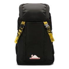 Рюкзаки Off-White Текстильный рюкзак Off-White