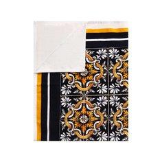Пляжные принадлежности Dolce & Gabbana Хлопковое полотенце Dolce & Gabbana