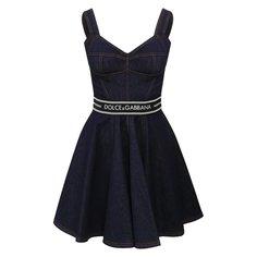 Платья Dolce & Gabbana Джинсовое платье Dolce & Gabbana