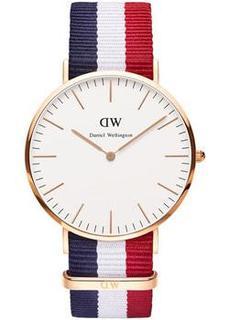 fashion наручные мужские часы Daniel Wellington 0103DW. Коллекция Cambridge