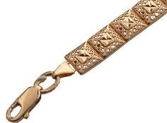 Золотой браслет 01B710399 Ювелирное изделие