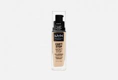 ТОНАЛЬНАЯ ОСНОВА С ПЛОТНЫМ ПОКРЫТИЕМ NYX Professional Makeup