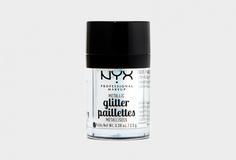 Глиттер для лица и тела NYX Professional Makeup