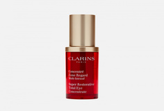 Восстанавливающий концентрат для ухода за кожей вокруг глаз Clarins