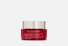 Восстанавливающий дневной крем для всех типов кожи SPF 20 Clarins