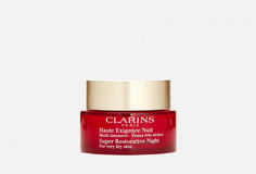Восстанавливающий ночной крем Clarins