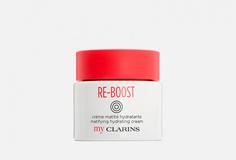 Матирующий крем для молодой кожи Clarins