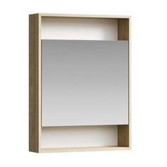 Зеркало- шкаф Аквелла Сити SIT0406DB 60 см, дуб балтийский