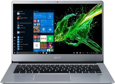 Ноутбук Acer SF314-58G-77DP (серебристый)