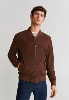 Куртка кожаная Mango Man - UBBE
