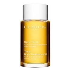 CLARINS Тонизирующее масло для тела
