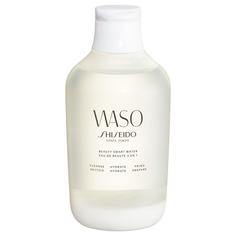 SHISEIDO Смарт-вода 3 в 1: очищение, увлажнение, подготовка WASO
