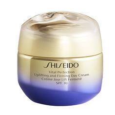 SHISEIDO Дневной лифтинг-крем, повышающий упругость кожи VITAL PERFECTION