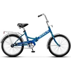 Велосипед Stels 20 Pilot-410 1- ск 20 Z011 (Синий) 2020 LU071880