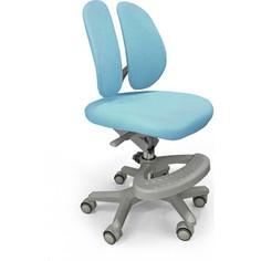 Кресло Mealux Mio-2 Y-408 KBL обивка голубая однотонная