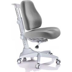 Кресло Mealux Match Y-528 G/grey base основание серое/обивка серая однотонная