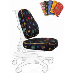 Чехол Mealux GB черный с жучками для кресла newton/match