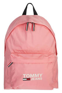 Рюкзак AW0AW07632 TE6 pink icing Tommy Jeans