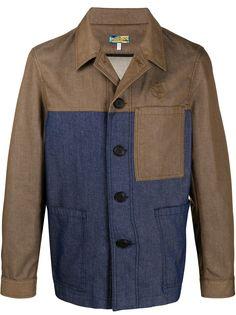 Loewe куртка-рубашка на пуговицах