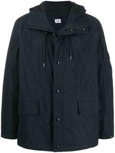 C.P. Company куртка Total Eclipse с капюшоном