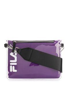Fila прозрачная сумка через плечо