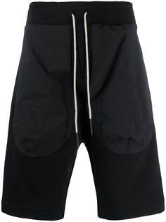 Tobias Birk Nielsen спортивные брюки с низким шаговым швом