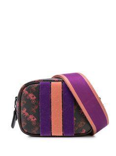 Coach сумка через плечо с принтом