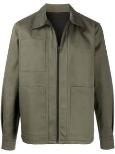 Raeburn двусторонняя куртка-рубашка Millerain