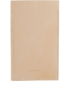 Minimalux чехол-карман для iPhone 6 Plus с логотипом