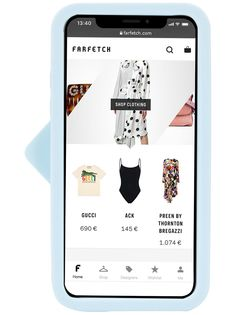 Chiara Ferragni чехол Eyelike для iPhone X/XS