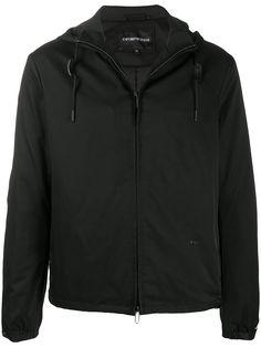 Emporio Armani спортивная куртка на молнии