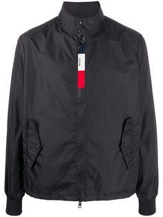 Moncler куртка свободного кроя