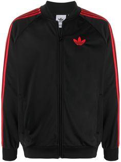 adidas Originals спортивная куртка Superstar с логотипом
