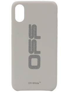 Off-White чехол для iPhone XS