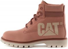 Ботинки женские Caterpillar Lyric Bold, размер 40.5