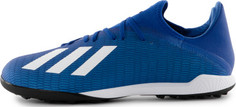 Бутсы мужские Adidas X 19.3 Tf, размер 41