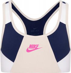 Спортивный топ бра для девочек Nike, размер 128-137