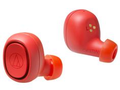 Наушники Audio-Technica ATH-CK3TW Red