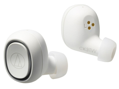 Наушники Audio-Technica ATH-CK3TW White